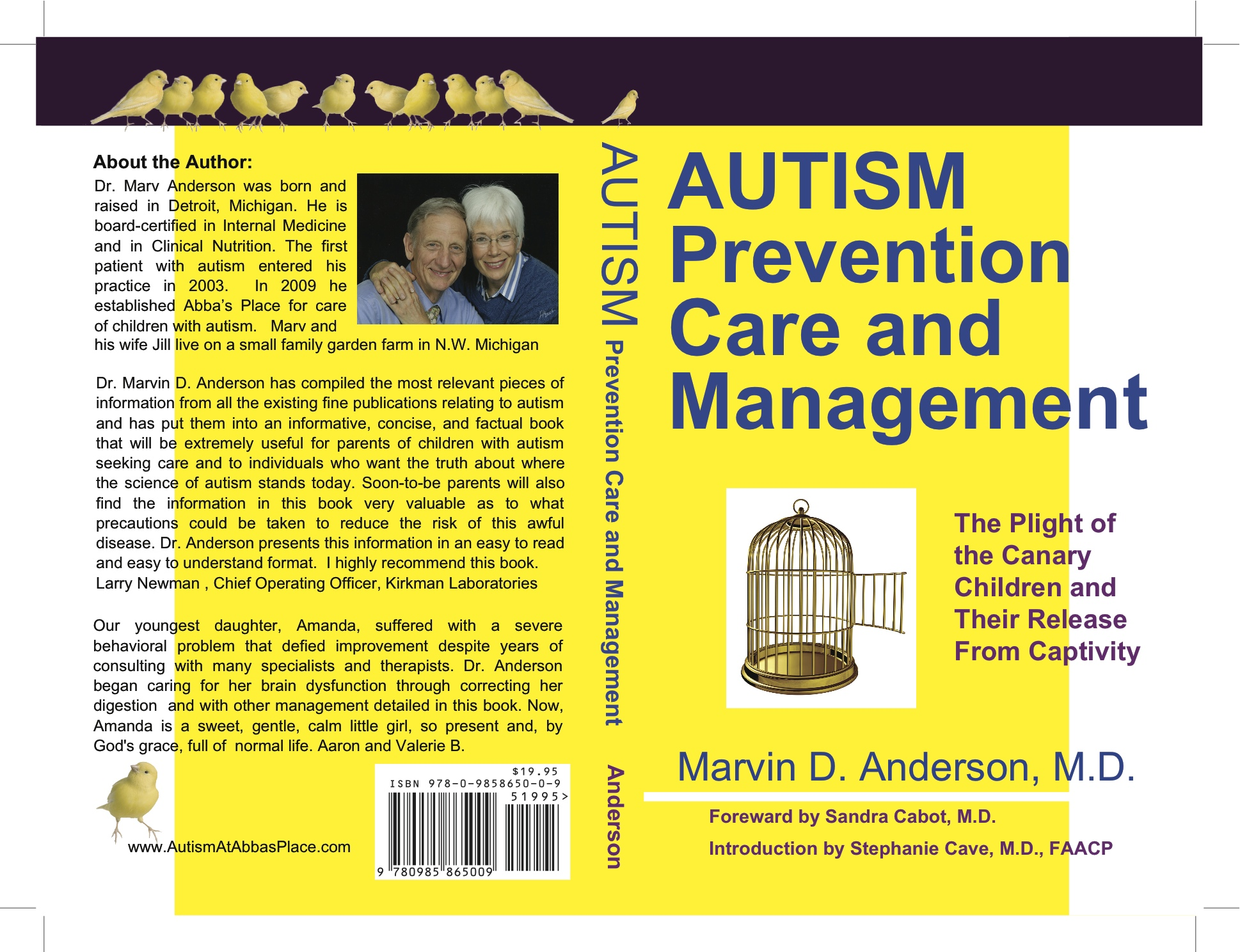 Autism Prevention Care and Management